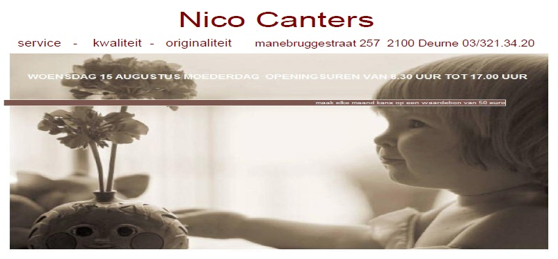 Canters Nico